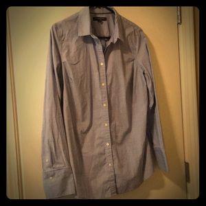 Banana Republic Riley size 12 button down shirt